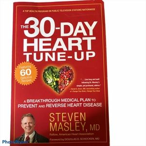 🍒2/$10🍒The 30 Day Heart Tune Up Book
